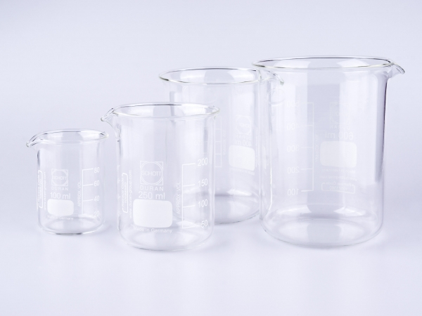 messbecher-glas-set